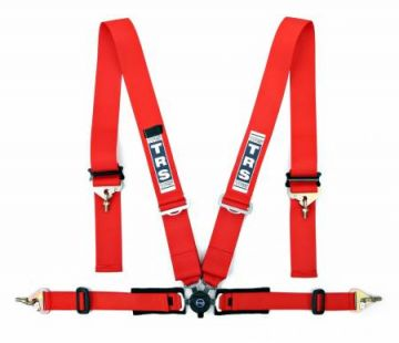 TRS New Pro Ultralite 4 Point FIA Harness Belt