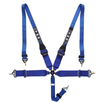 TRS Magnum 5 Point FIA HANS Harness Belt