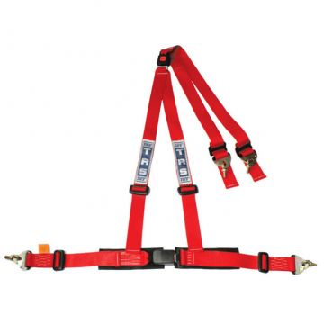 TRS 4 Point Detachable Harness Belt - Road Legal bolt in