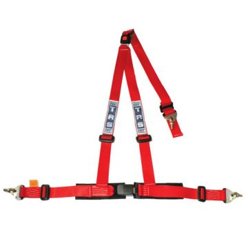 TRS 3 Point Detachable Harness Belt - Road Legal bolt in
