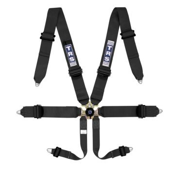 TRS Magnum WRC 6 Point FIA Harness Belt