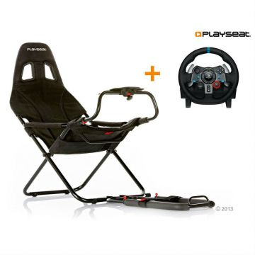 Playseat Challenge With Logitech G29