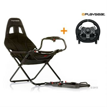 Playseat Challenge With Logitech G920