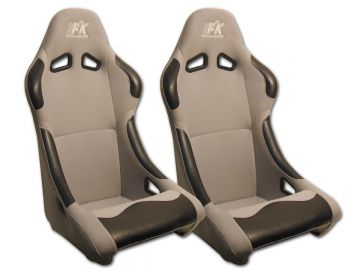 FK Automotive Basic Racing Bucket Seats