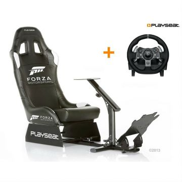 Playseat Forza Motorsport With Logitech G920