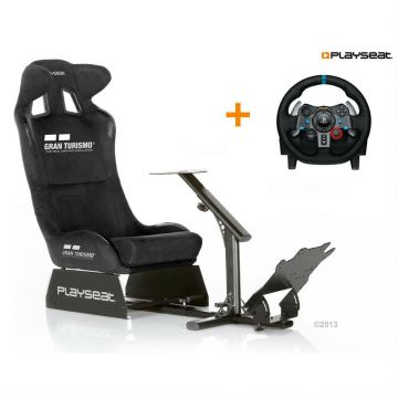 Playseats Gran Turismo With Logitech G29