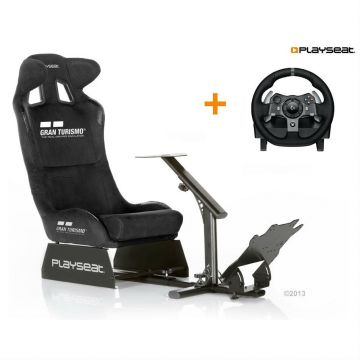 Playseat Gran Turismo With Logitech G920