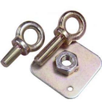 Sparco Eye Bolt and Plate Set