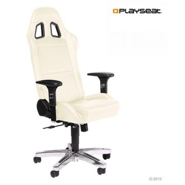 PlaySeat Office Racing Seat White