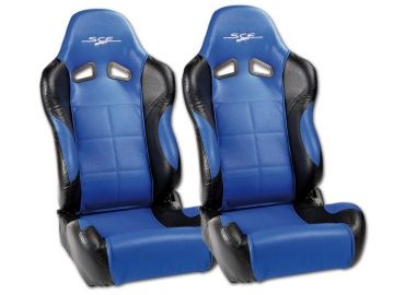FK Automotive SCE Sportive 2 Reclining Sport Seats