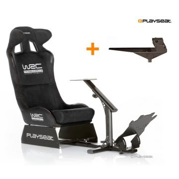 PlaySeats WRC Gaming Seat With Gearshift Holder Pro