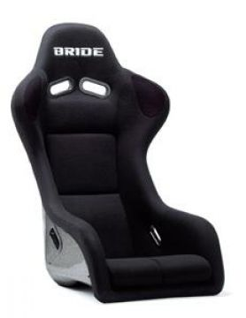 Bride ZETA III Sport-C FRP Bucket Seat and Seat Rail Set