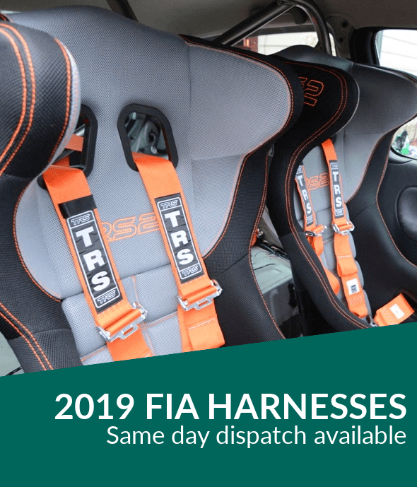 The latest 2019 FIA Motorsport harness belts