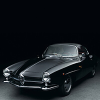 Alfa Romeo 101 Giulietta Sprint Roll Cages