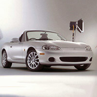 Mazda MX-5 Mk2 Roll Cages