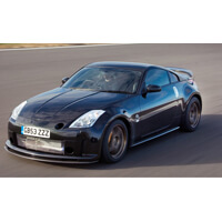 Nissan 350Z Roll Cages