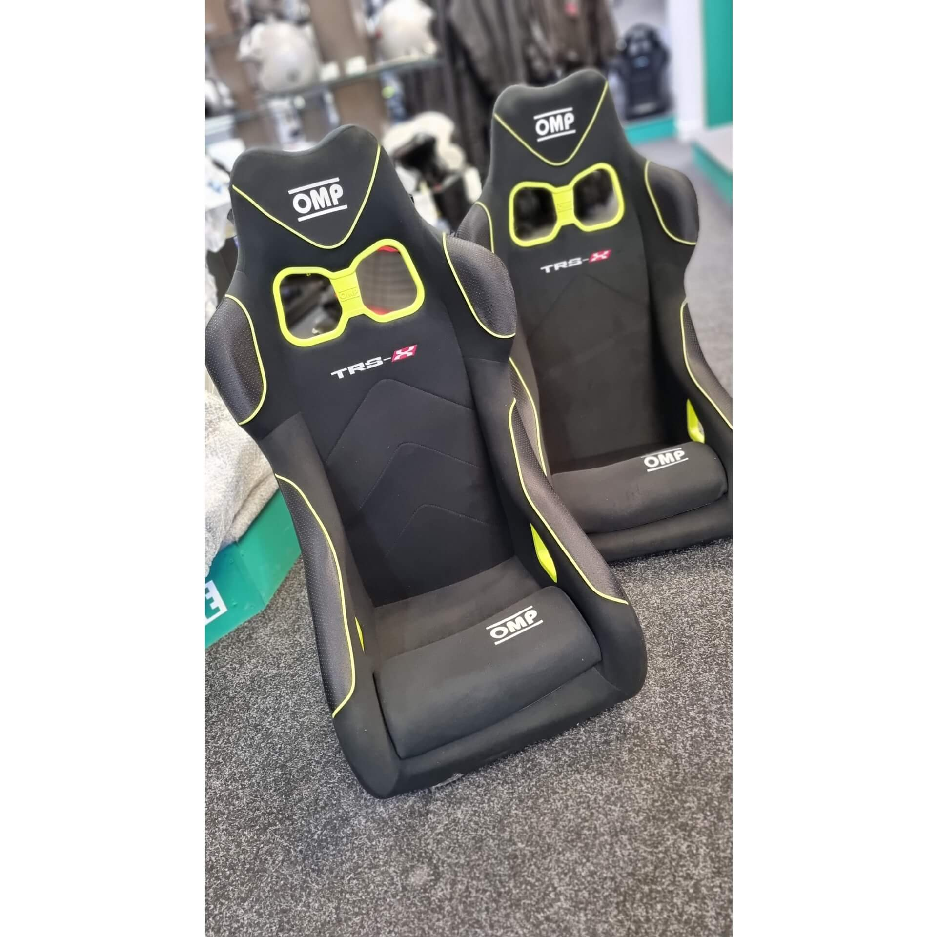 OMP_TRS-X_bucket_seats_-_Arrived_instore_at_GSM_Performance