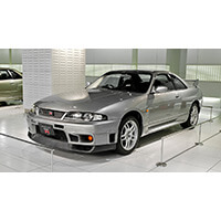 Nissan Skyline R33 Roll Cages
