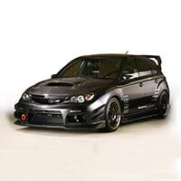 Subaru Impreza GRB Roll Cages