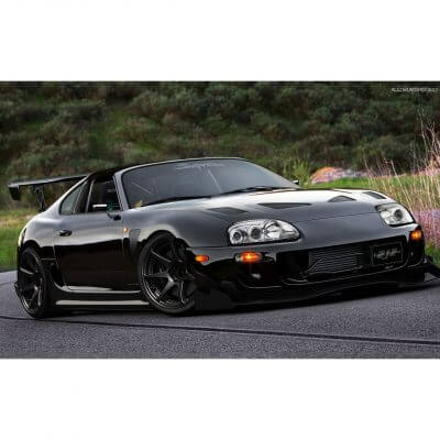 Toyota Supra Roll Cages