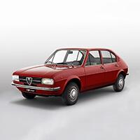 Alfa Romeo Sud Roll Cages