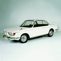 BMW 2000 Roll Cages