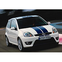 Ford Fiesta ST150 Roll Cages