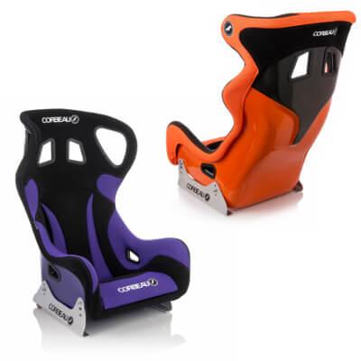 Kevlar Racing Seats