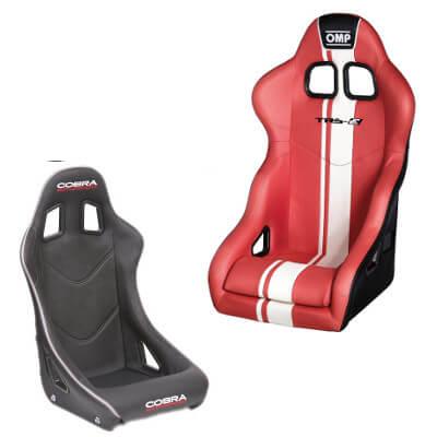Steel Frame Motorsport Seats