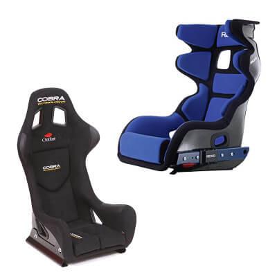 Super Carbon Motorsport Seats