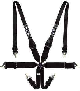 TRS 6 Point HANS Harnesses