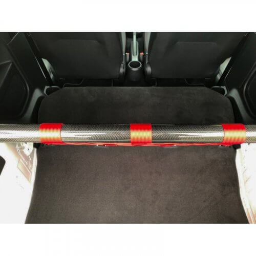 Rear Seat Delete Carpets