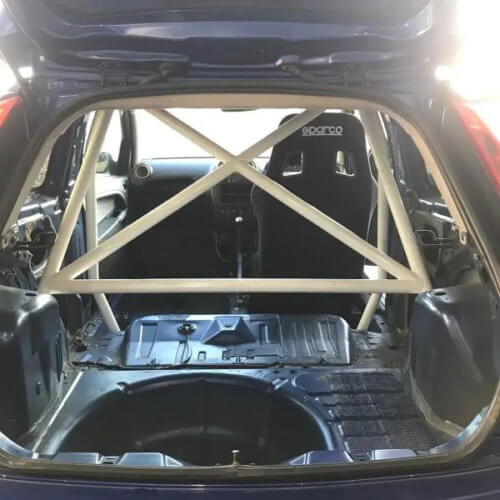 SW Motorsports Roll Cages