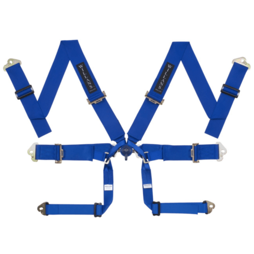 Willans 6 Point Saloon Harnesses