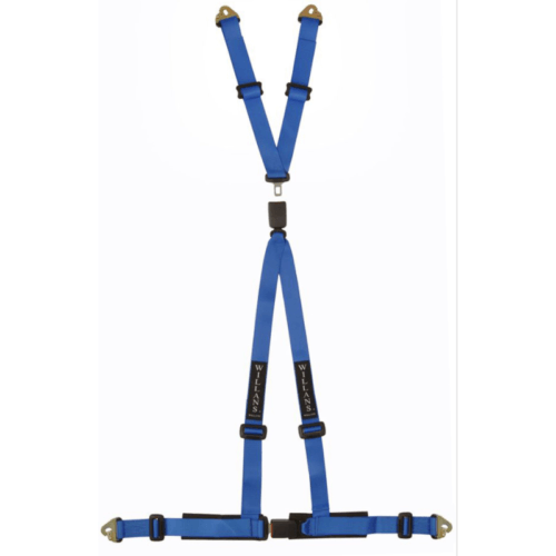 Willans Non FIA Approved Harnesses