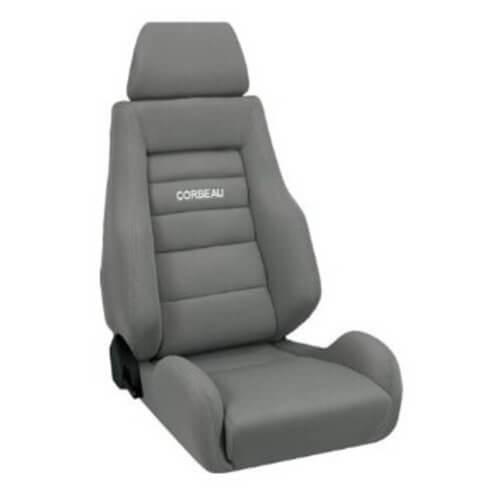 Corbeau Retro Reclining Sport Seats